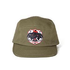 ELEPHANT 5PANEL CAP