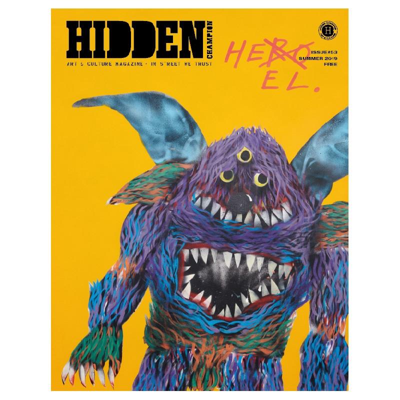 HIDDEN#53 2019